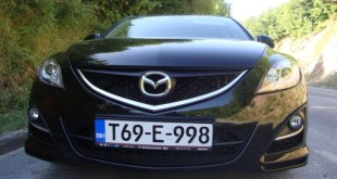 Test: Mazda6 FL Sport CD129 TE
