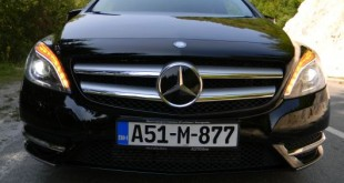 Test: Mercedes-Benz B180 CDI BlueEFFICIENCY
