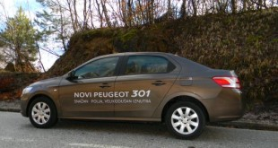 Test: Peugeot 301 1.6 HDI Active