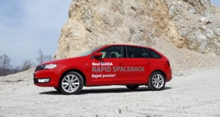 Test: Škoda Rapid Spaceback 1.2 TSI Elegance