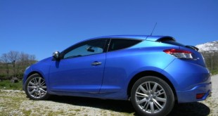 Test: Renault Megane Coupe GT Line Energy 1.6 dCi