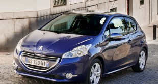 Test: Peugeot 208 1.4 Vti Active