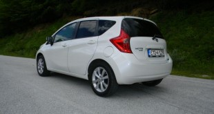 Test: Nissan Note 1.2 80  KS Acenta