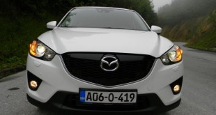 Test: Mazda CX-5 CD 175 Revolution