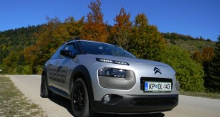 "Test: Citroen C4 Cactus Feel Edition ""Silver"""