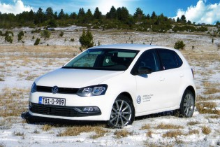 VW Polo 1.2 TSI Comfortline BlueMotion Technology