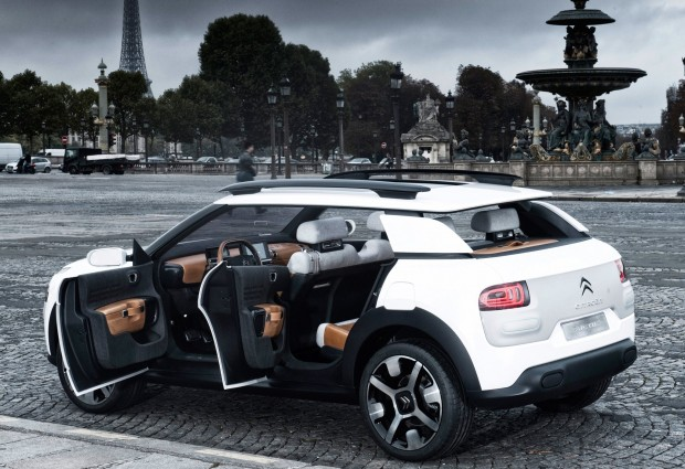 "Citroen C4 Cactus Feel Edition ""Trendy"" 1.2 PureTech"