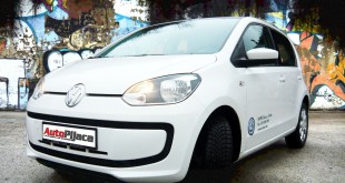 TEST : VW Up! 1.0 75 KS high up!