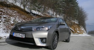Test: Toyota Corolla 1.4 D-4D
