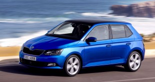 Test: Škoda Fabia 1.4 TDI Ambition