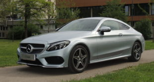 Video test : Mercedes-Benz C 180 Coupe