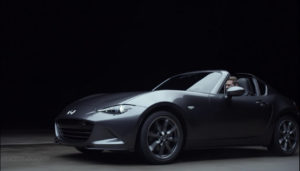 Mazda MX5-Retractable Fastback