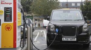 Shell otvorio stanice za punjenje električnih automobila