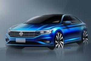 Nova Volkswagen Jetta
