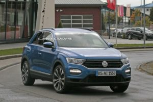 VW T-Roc R će imati 306 konjskih snaga