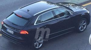 Snimljen Audi Q8