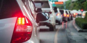 Premali razmak među vozilima treći je najčešći uzrok sudara