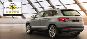 Škoda Karoq dobiva pet zvjezdica na EURO NCAP testu