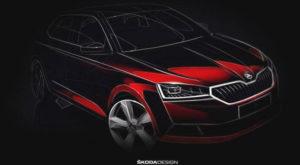 Škoda Fabia facelift dolazi na sajam u Ženevu