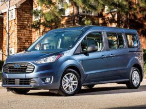 FOTO GALERIJA: Ford Transit Connect Wagon