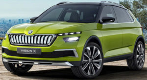 Škoda Vision X concept i zvanično