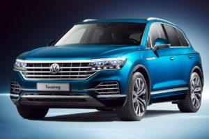 Ovo je novi Volkswagen Touareg
