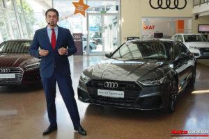 U Sarajevu predstavljen novi Audi A7 Sportback