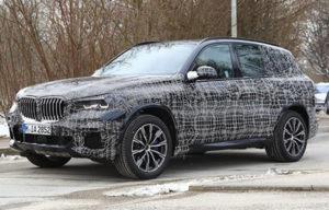 BMW X5 službeno potvrđen za kraj godine