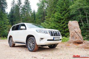 AUTO TEST: Toyota Land Cruiser 2.8 D-4D AWD Executive 6A/T Euro6 – bezvremenska kategorija