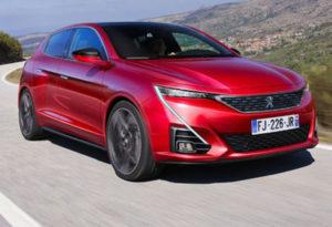Peugeot 308 treće generacije stiže 2020