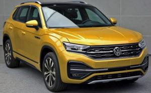 Volkswagen Tayron