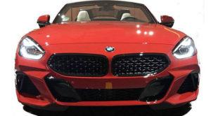 Ovo je novi BMW Z4