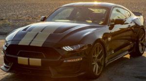 Sljedeće godine dolazi Shelby GT Ford Mustang sa 480 KS