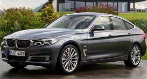 BMW ukida Seriju 3 GT