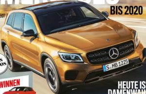 Mercedes-Benu GLB dolazi prije kraja ove godine