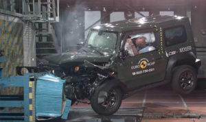 Suzuki Jimny oduševio pojavom, pa podbacio na EuroNCAP testu sigurnosti