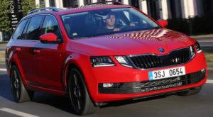 Nova Škoda Octavia G-TEC prelazi 480 km na prirodni gas