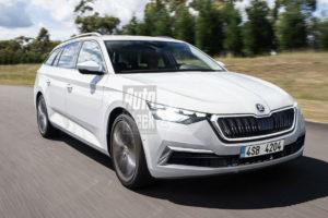 Nova Škoda Octavia dolazi 2020