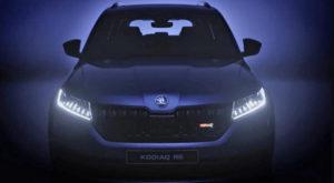 Teaser video: Škoda Kodiaq RS