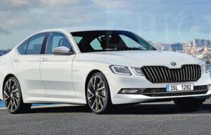 Škoda Superb četvrte generacije dolazi 2021.