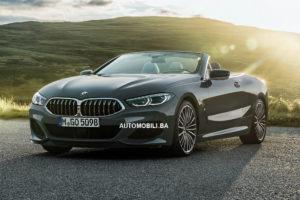 Ovo je novi BMW Serija 8 Cabrio
