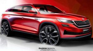 Škoda Kodiaq GT dolazi do kraja godine