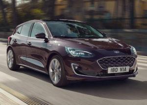 Euro NCAP pohvalio je Ford Focus za napredne tehnologije pomoći vozaču