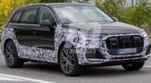 Sljedeće godine dolazi Audi Q7 facelift