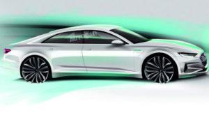 Audi E-Tron GT sedan dolazi 2020. godine