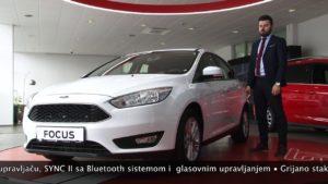 """Ford Focus – posebna ponuda """"RUN OUT"""" po cijeni od 28.990 KM"""