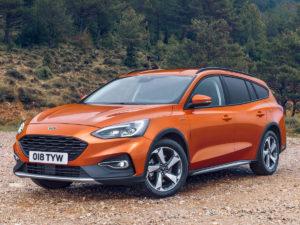 Ford Focus kao Active Wagon