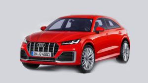 Da li je ovo novi Audi Q4?