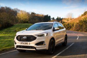 Dolazi Ford Edge Facelift sa puno sigurnosnih sistema i motorima do 234 KS