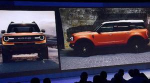 Da li je ovo novi Ford Bronco?